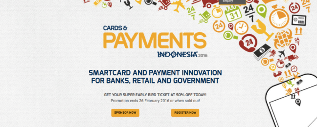 Cards & Payments Indonesia 2016