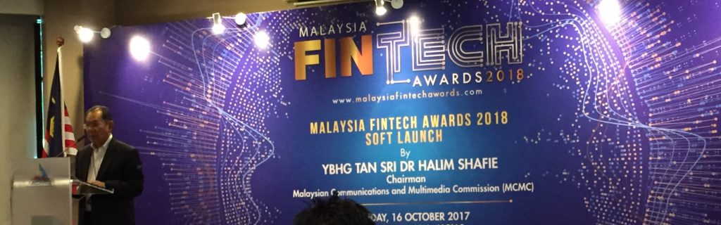 Malaysia Fintech Awards 2018 Soft Launch Event
