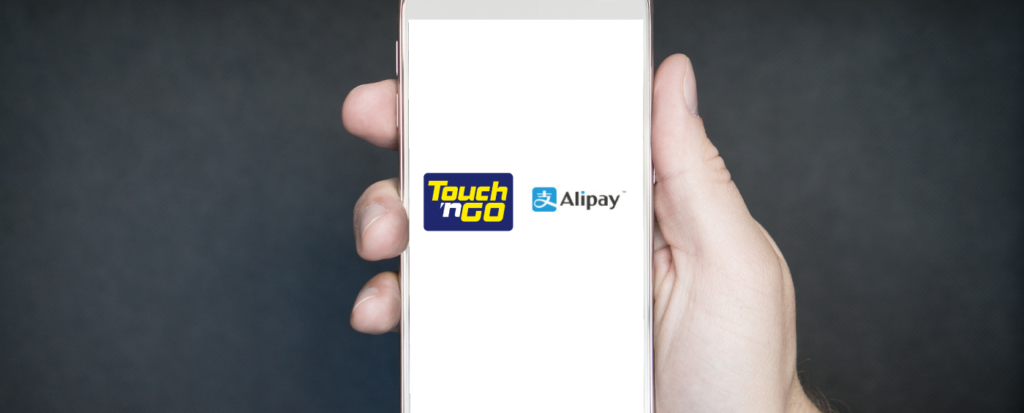 Touch n Go AliPay Joint Venture TNG Digital