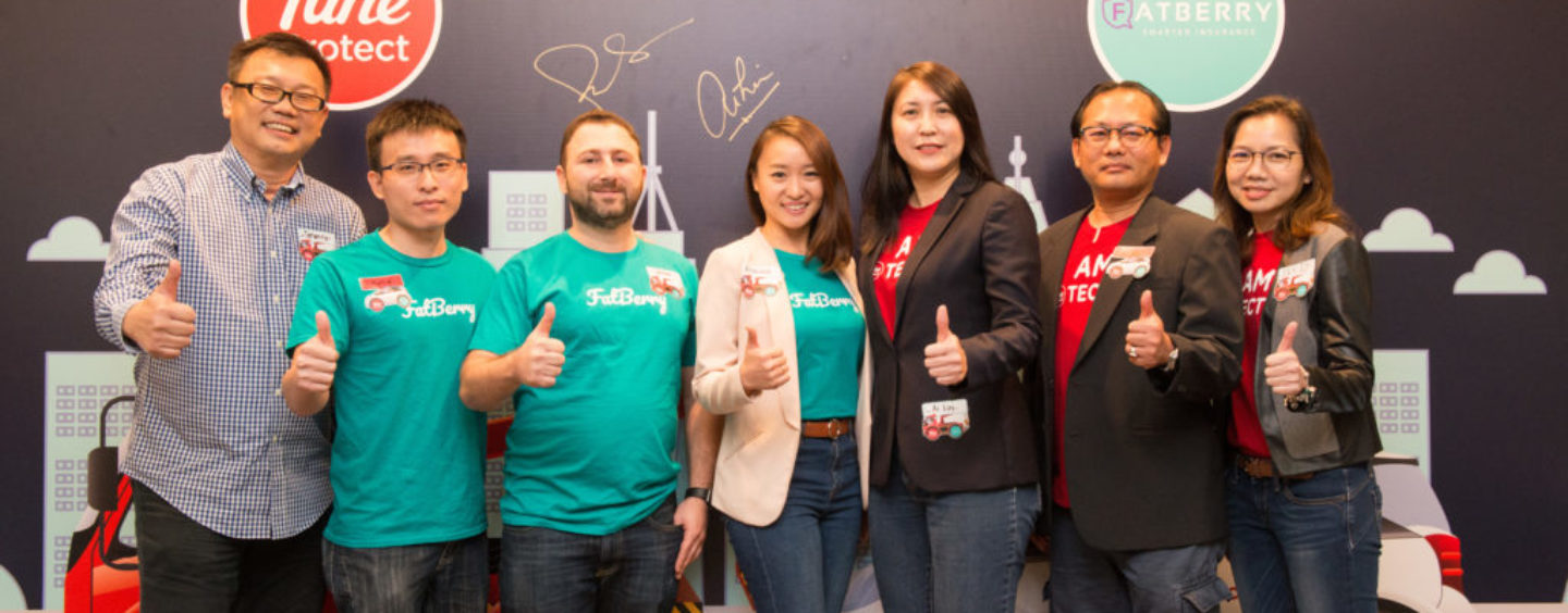 Malaysian Insurtech Company, Fatberry Launches