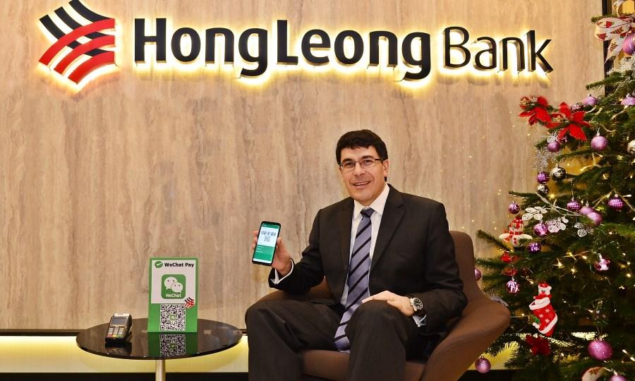 WeChat Pay Hong Leong