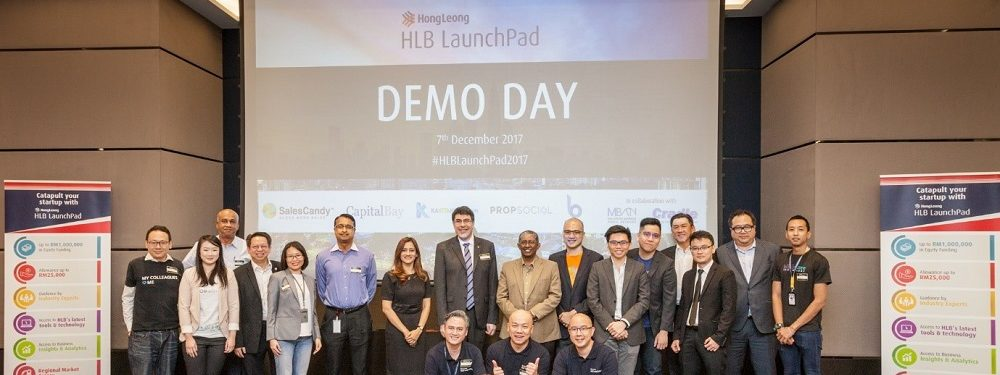 Bank Fintech Malaysia - Hong Leong LaunchPad