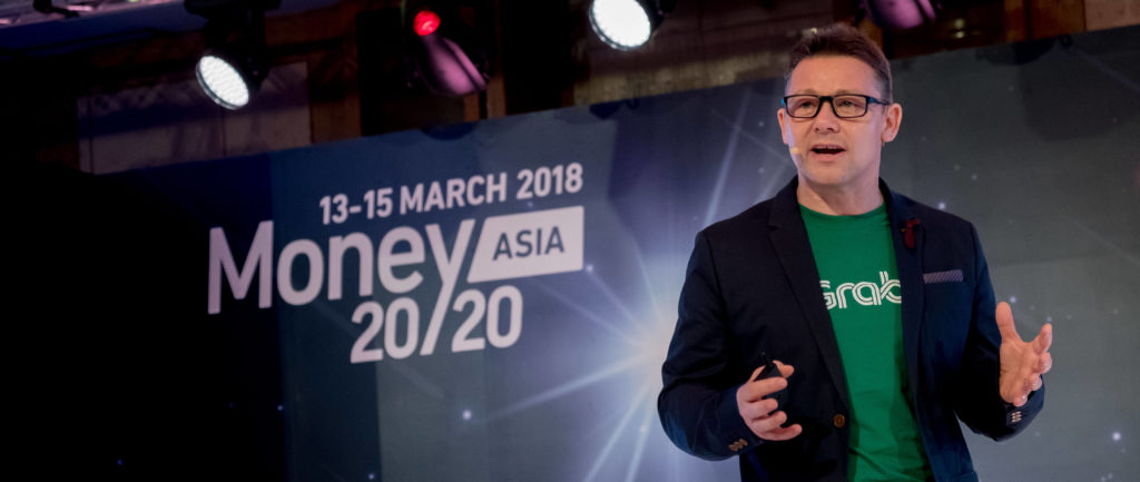 Grab Financial - Jason Thompson, Managing Director, GrabPay Southeast Asia.