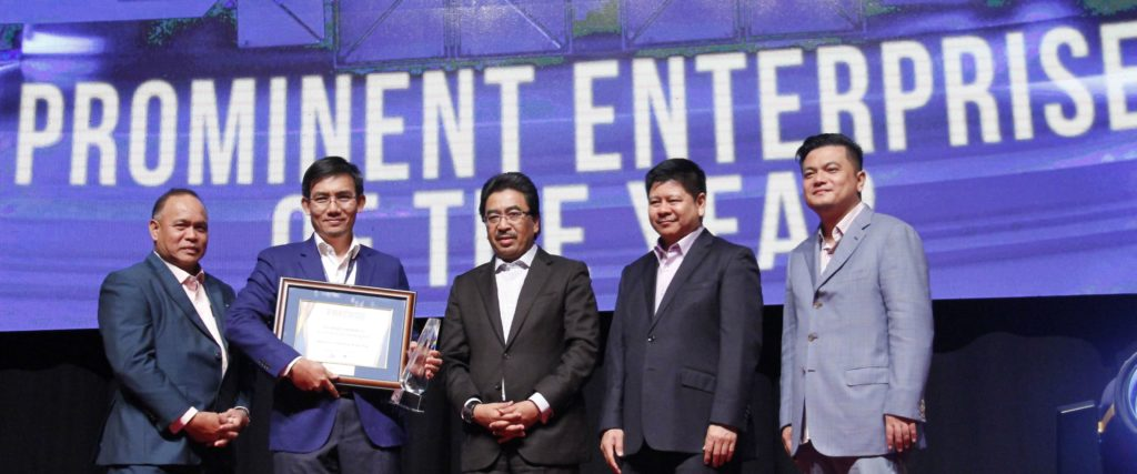 Prominent Enterprise of the Year - Sedania As Salam Capital