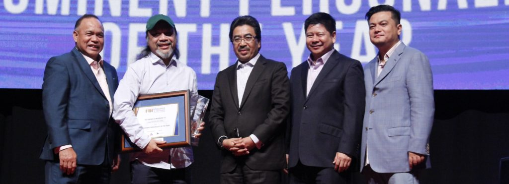 Prominent Enterprise of the Year - Shamsul Jafnie Shafie, CEO & Co-Founder, pitchIN