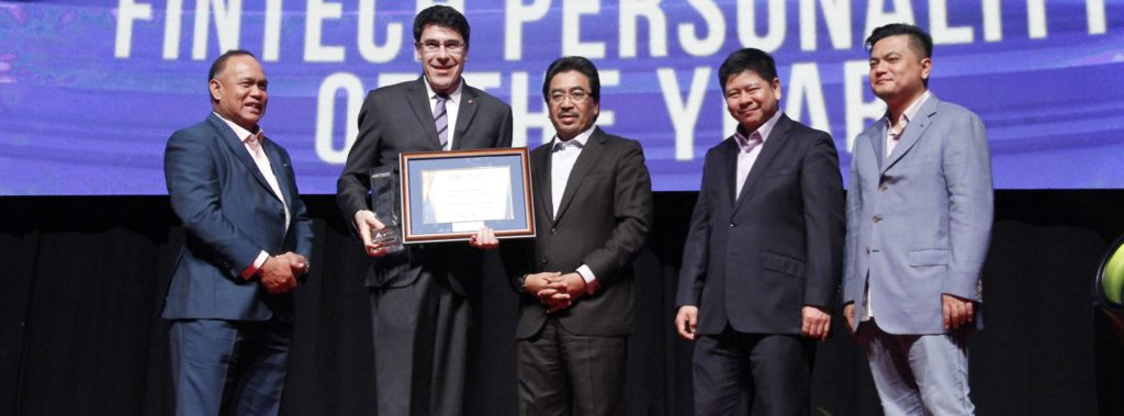 Fintech Personality of the Year - Domenic Fuda, Group Managing Director, Hong Leong Bank