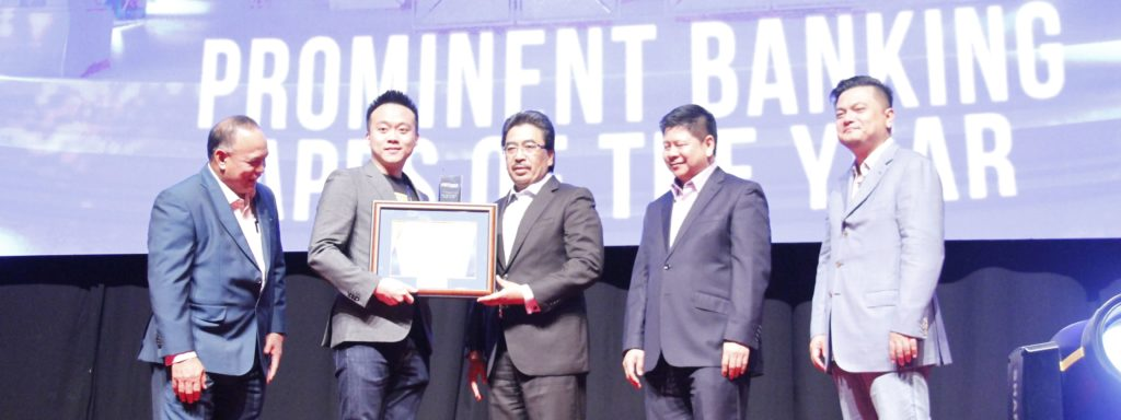 Prominent Banking App of The Year - Maybank