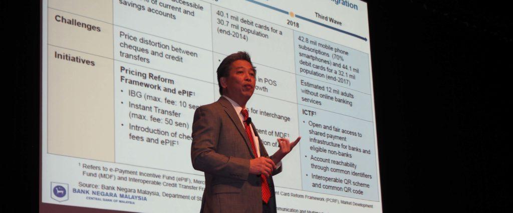 malaysia payments southeast asia Tan Nyat Chuan BNM ICTF