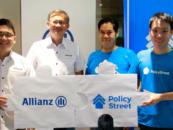 Allianz Malaysia Partners With PolicyStreet For Digital Distribution
