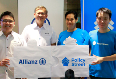 Allianz Malaysia Partners With PolicyStreet For Digital Distribution