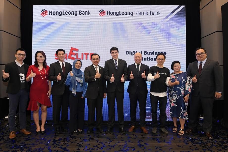 Banks Fintech Partnership Malaysia - Hong Leong Bank
