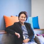 Kristine Ng, CEO, Fundaztic