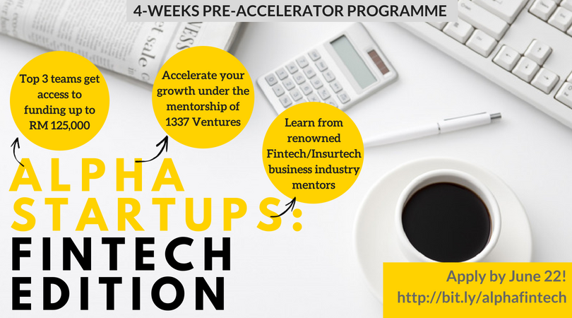 alpha startups