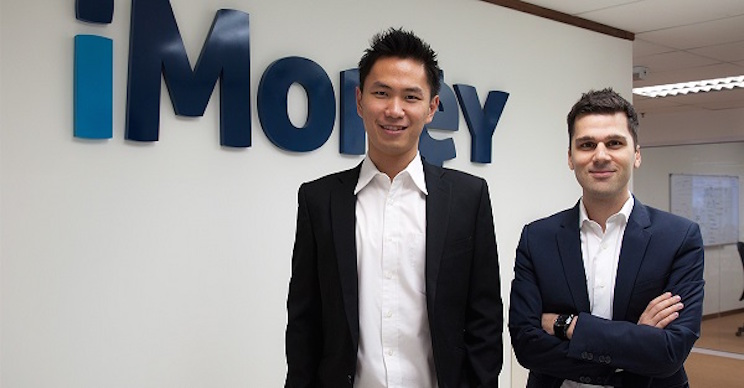 top funded fintech company malaysia imoney