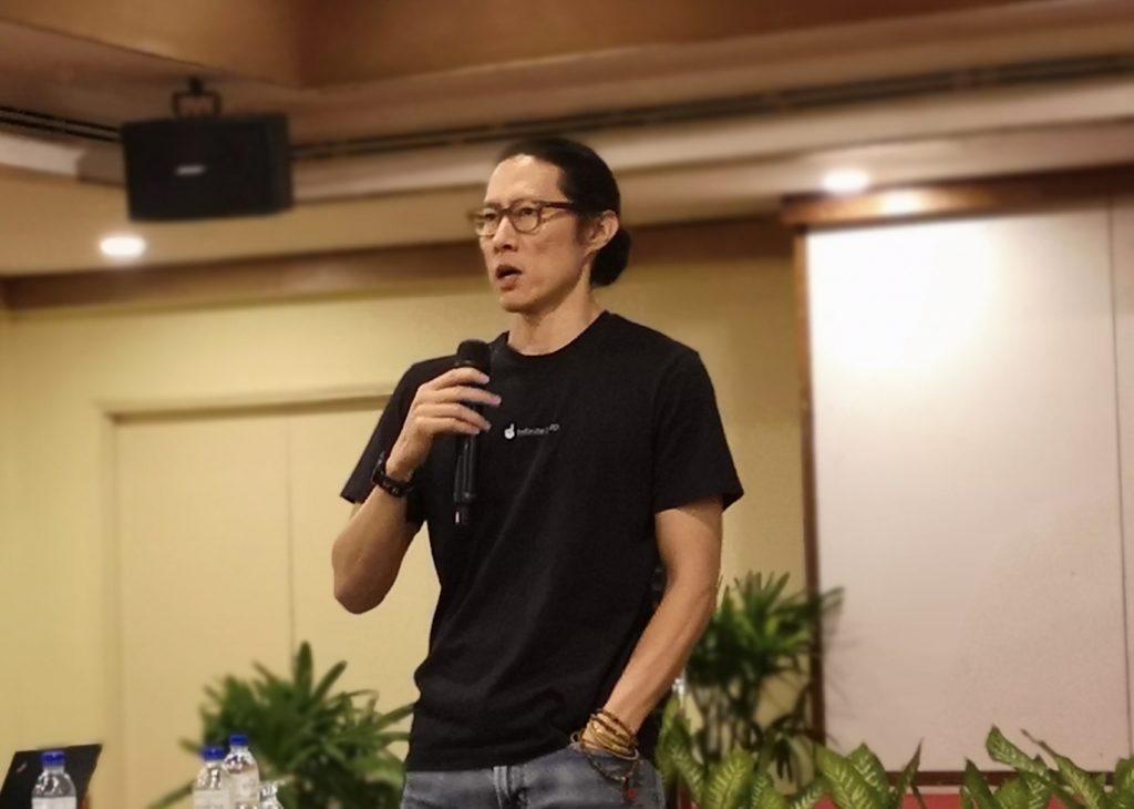 fintech barcamp langkawi 2018 unconference jirnexu yuen tuck
