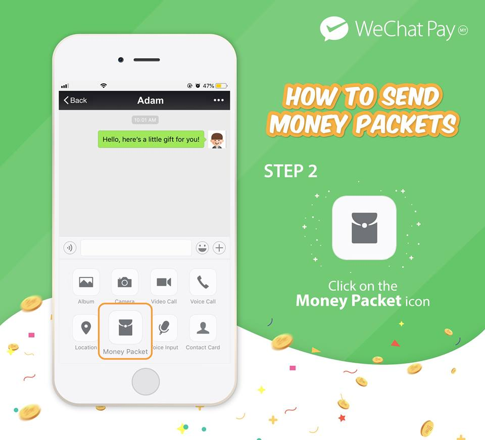 WeChat Pay Launches in Malaysia With An Alipay-Killing Money Gifting