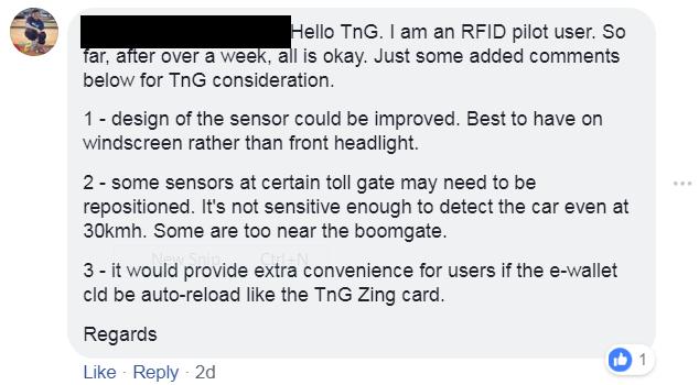Touch n Go RFID 3
