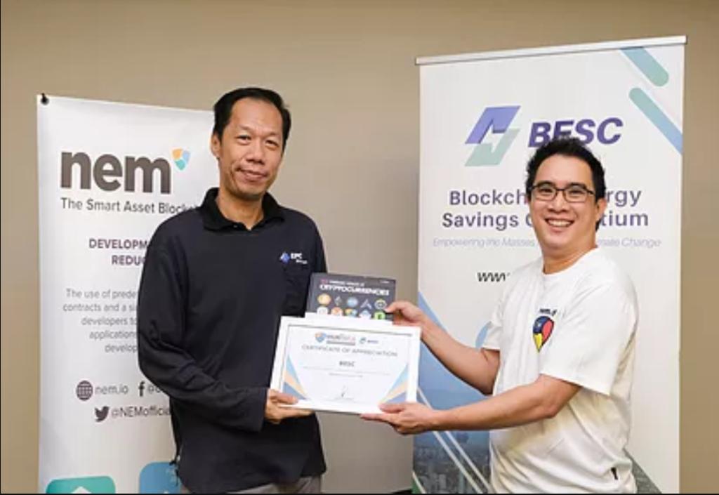 blockhain malaysia besc
