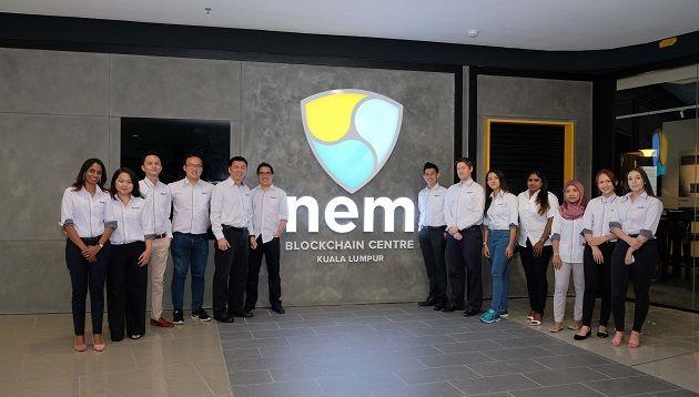 blockchain malaysia nem blockchain centre