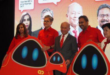Ambank's New Fintech Playbook Involves a Chatbot and Robo-Advisors