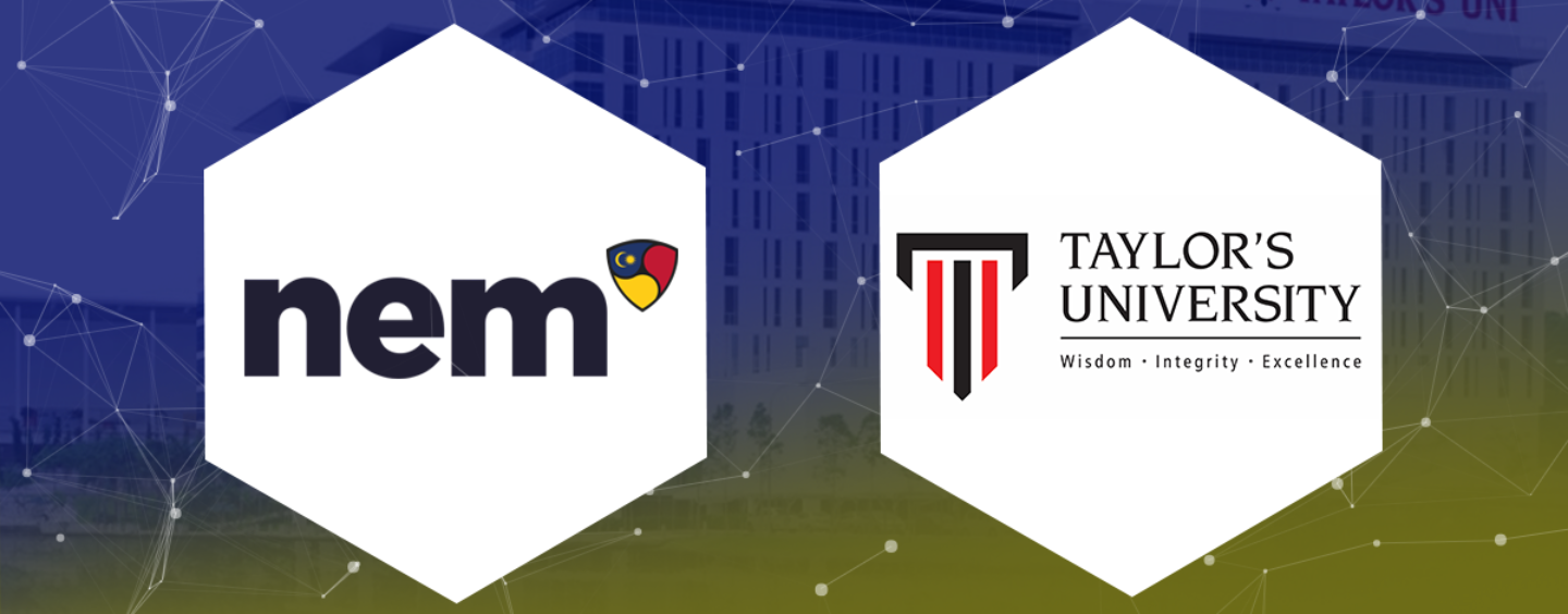 Taylor's University to Create Blockchain Syllabus in Partnership with NEM