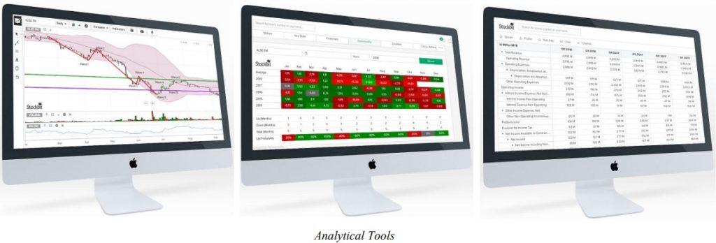 Stockbit-Malaysia-Bursa -Saham- KLCI - KLSE-Analytical Tools