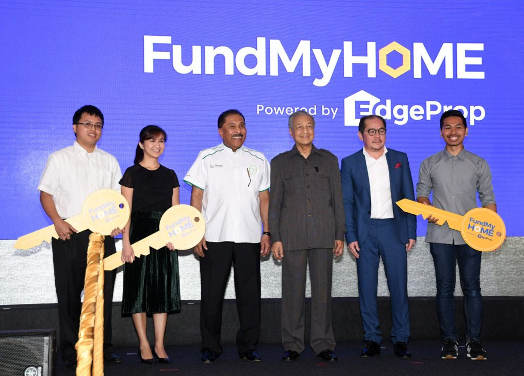 fundmyhome launch investment mismarketed