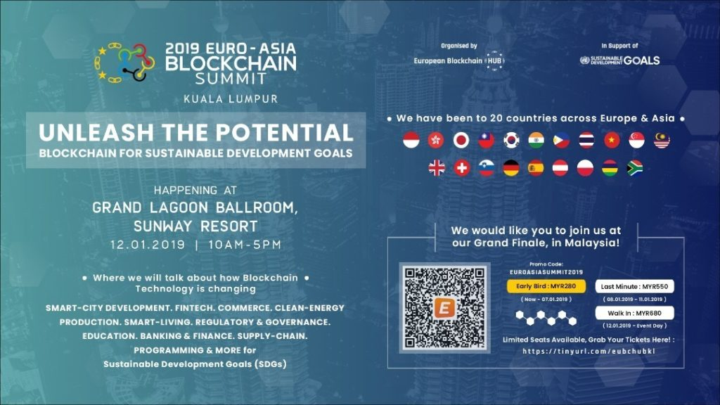Euro-Asia Blockchain Summit 2019