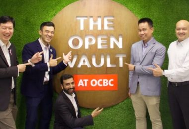 OCBC's Fintech Innovation Arm The Open Vault Now Opens in Malaysia