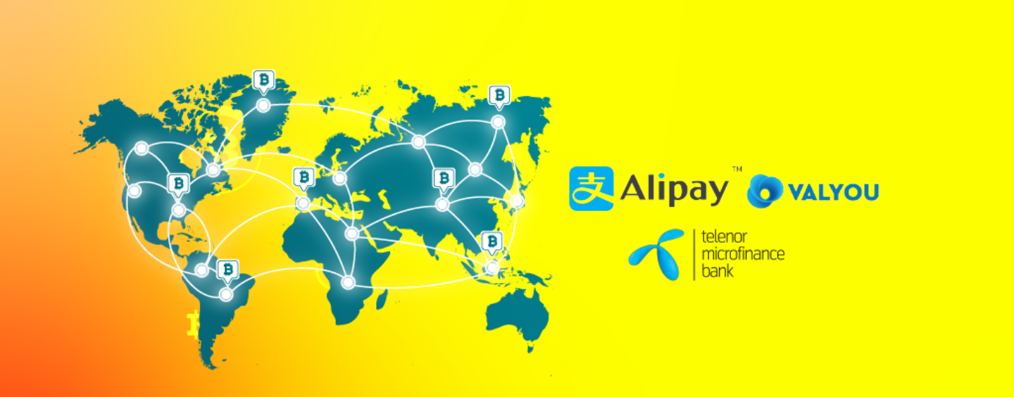 Alipay Powers Blockchain Remittance Service Between Malaysia and Pakistan
