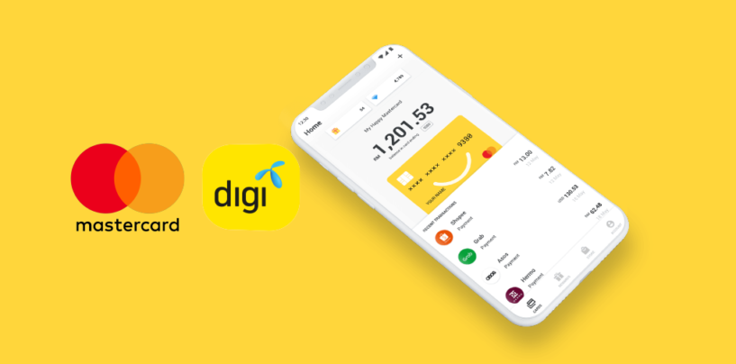 Digi and Mastercard Working Together on Digital Payments Card for Launch Early 2019