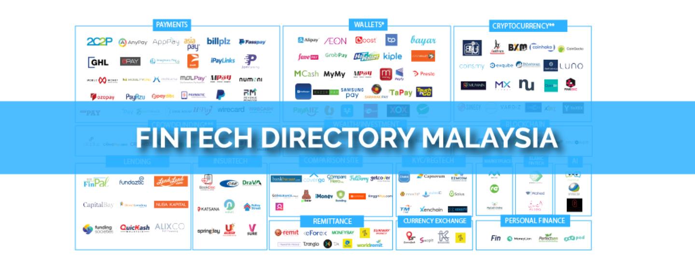 Malaysia Fintech Directory- List of Fintech Companies & Startups in
