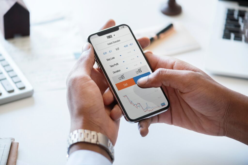 Forex Trading-mobile