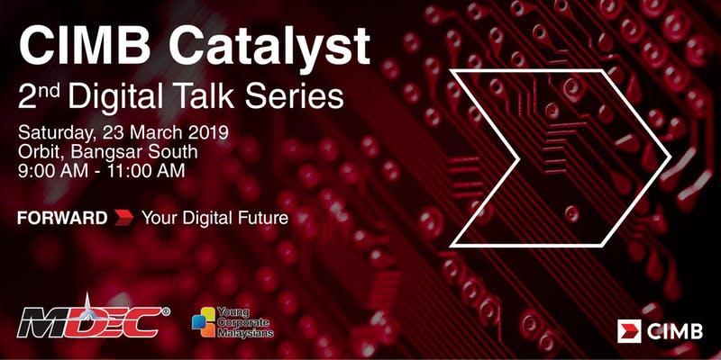 CIMB Catalyst malaysia fintech event bank
