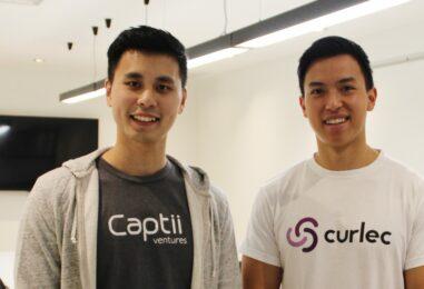 Curlec Raises Seed Round from Captii Ventures