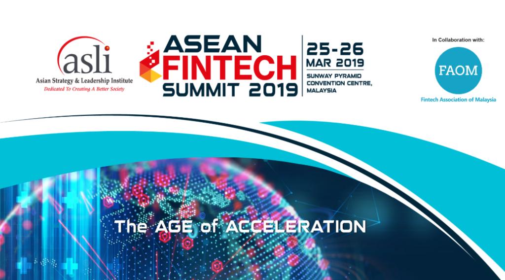 asli asean fintech network 2019