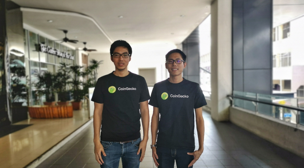 coingecko cryptocurrency aggregator coinmarketcap malaysia