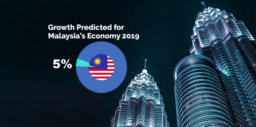 Five Percent Growth Predicted for Malaysia's Economy This Year