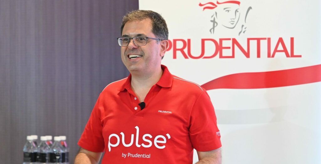 Nic Nicandrou Prudential Insurtech Pulse