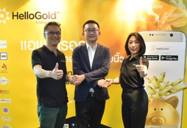HelloGold Launches Their Gold-Based Savings App in Thailand