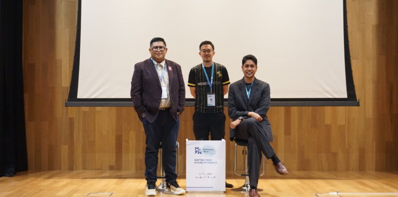 MoneyMatch Announced As First To Graduate BNM's Sandbox at MyFintechWeek