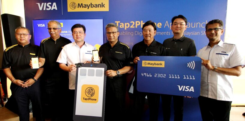 Soft Space Powers Maybank's Tap2Phone Payments Solution