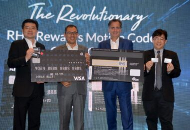 RHB's New Credit Card Feature 3-Digit Security Codes That Automatically Refreshes