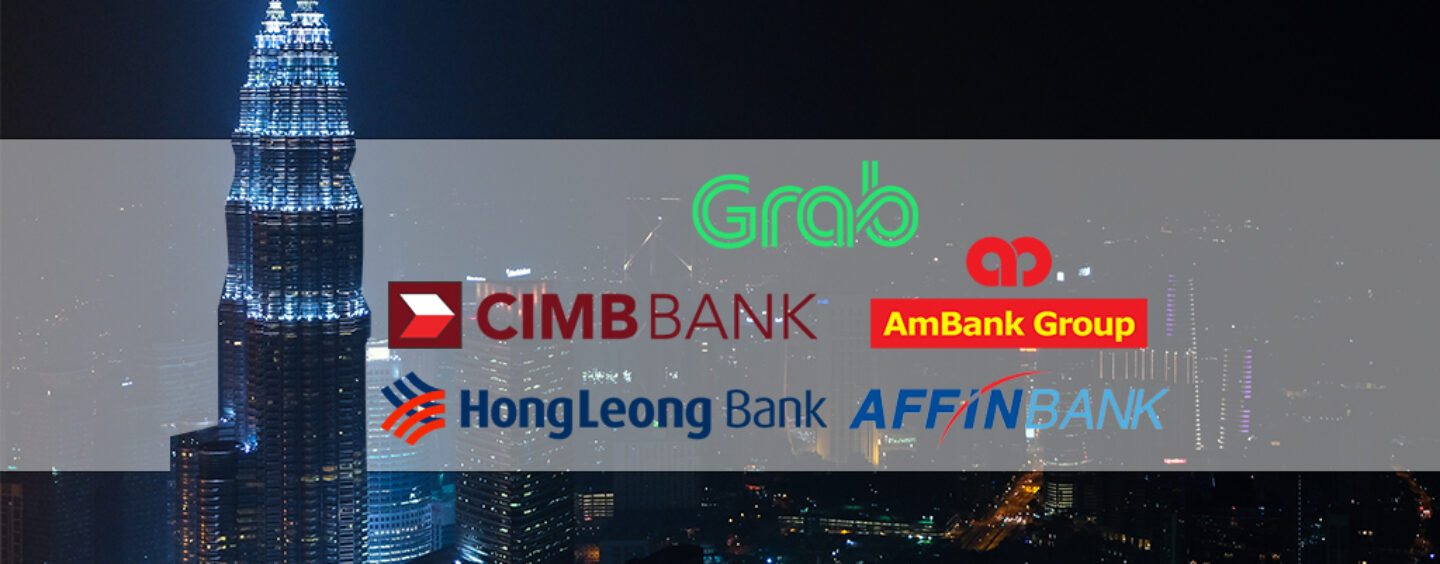 Grab and 4 Malaysian Banks Considering Virtual Banking License