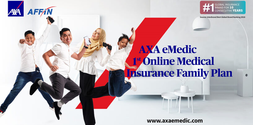 AXA Affin Unveils its Latest Digital Offering Targetting Young Families