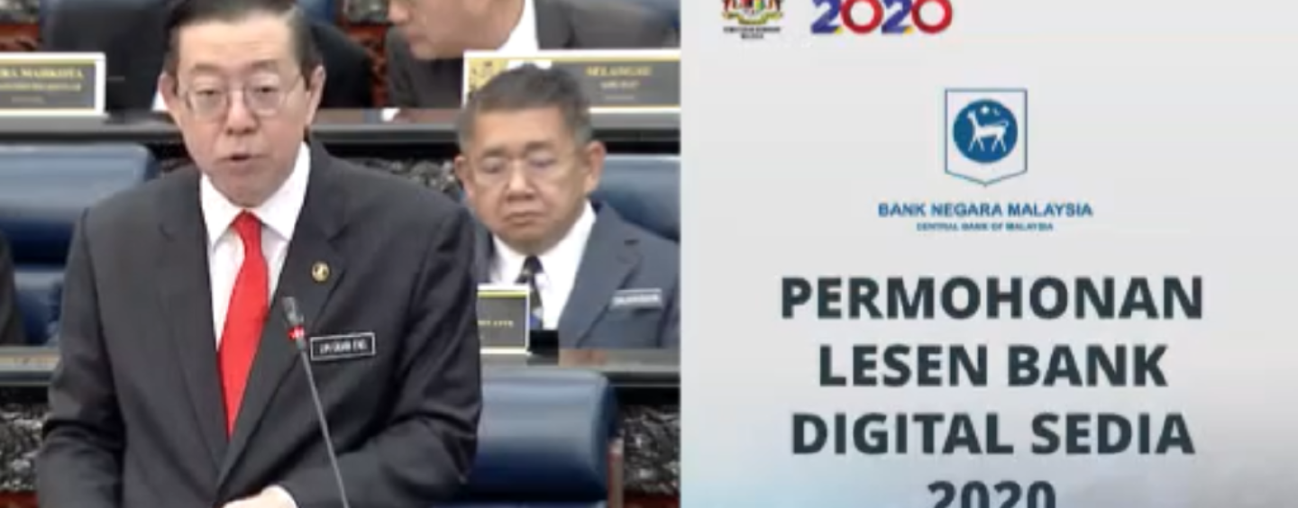Budget 2020: Malaysia to Accept Virtual Banking License Application by 2020