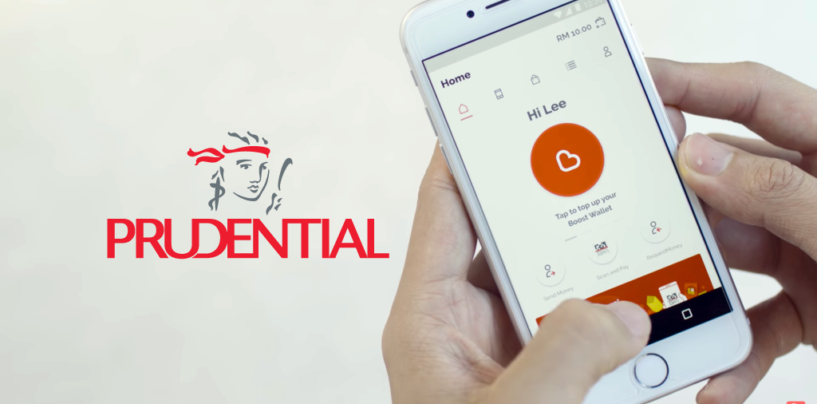 Prudential Partners Boost for Digital Payments