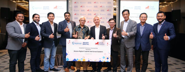Axiata to Distribute Digital Insurance Through Aspirasi, Boost and Celcom