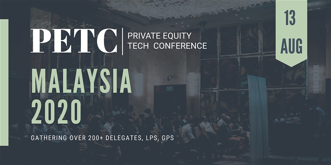 Private Equity Tech Conference 2020