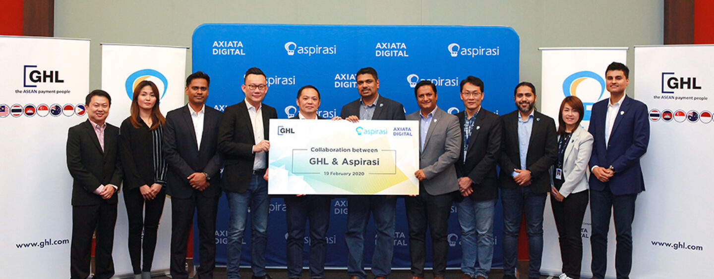 GHL Teams up with Axiata Digital's Aspirasi to Provide Micro Lending Services